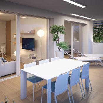 external house rendering cost
